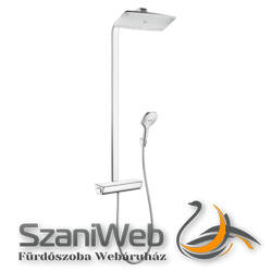 Hansgrohe Raindance Select E 360 1jet Showerpipe